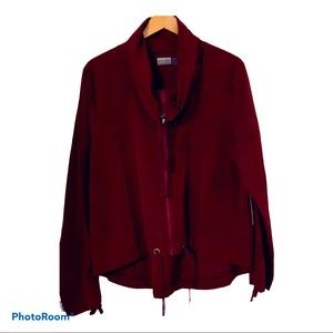 NWT NANETTE LAPORE Women's Active Jacket Size XL